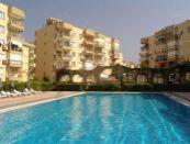 Apartmán pri mori Alanya - Tosmor, Turecko