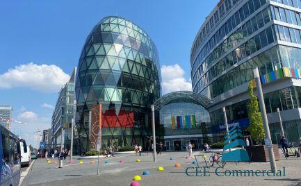 Kancelársky priestor na prenájom, Eurovea Central