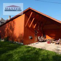 Chata, drevenica, zrub, Tužina, 100 m², Čiastočná rekonštrukcia