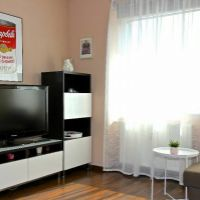 2 izbový byt, Bratislava-Staré Mesto, 1 m², Kompletná rekonštrukcia