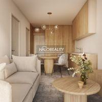1 izbový byt, Závažná Poruba, 27 m², Novostavba