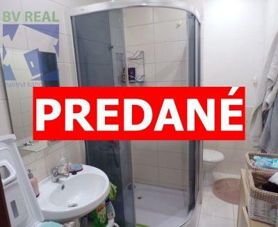 PREDANÉ Na predaj 1 izbový byt 37m2 Prievidza FM1151