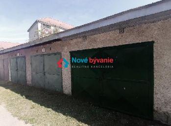 EXKLUZÍVNE. na PREDAJ garáž v Medzilaborciach (N029-19- ALM)