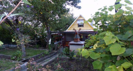 Na predaj murovaná chata so záhradou 421 m2 Handlová FM1152