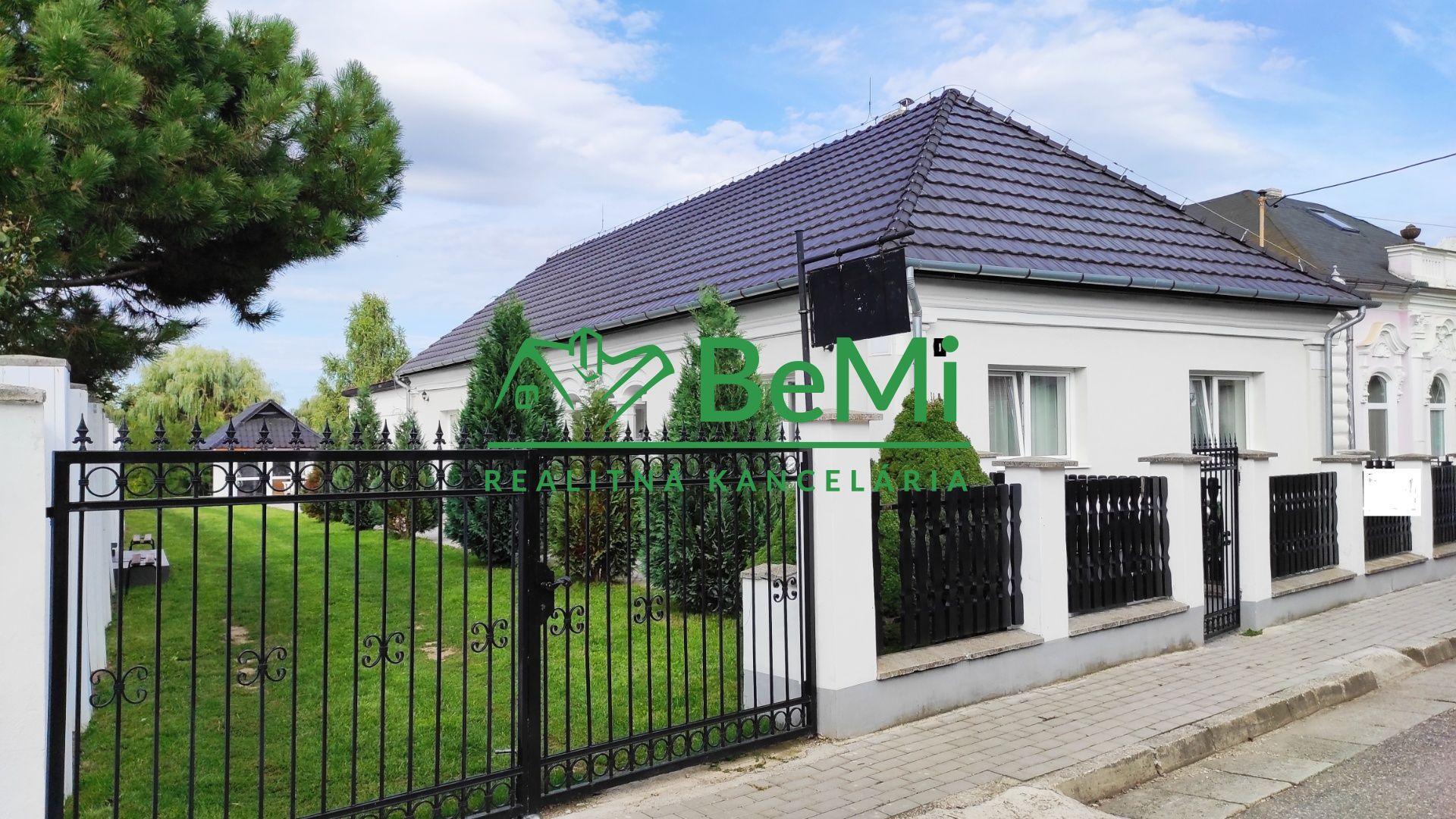 Rodinný dom-Predaj-Číž-166 000 €