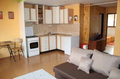 2 izbový byt  - centrum