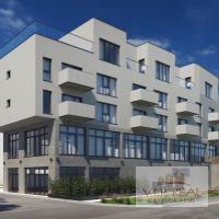 1 izbový byt, Rovinka, 30.70 m², Novostavba