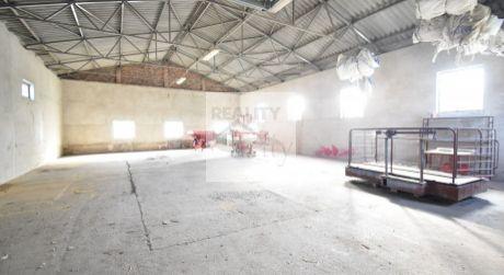 Na predaj sklad s pozemkom 470 m2 - Rajka