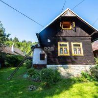 Chata, drevenica, zrub, Kolárovice, 429 m², Čiastočná rekonštrukcia