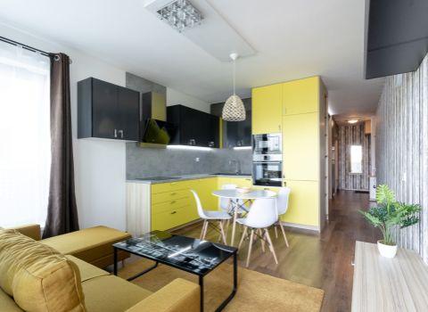Na prenájom úplne nový 2 izbový dizajnový byt na Tehelnom poli