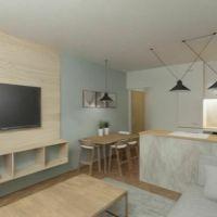 1 izbový byt, Senec, 36 m², Novostavba