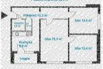 3 izbový byt - Bratislava-Podunajské Biskupice - Fotografia 17