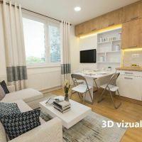 1 izbový byt, Nitra, 37.35 m², Kompletná rekonštrukcia