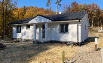 PREDAJ - Novostavba - rodinný dom Bojnice