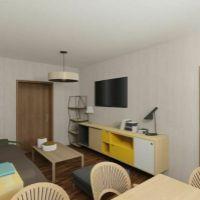 2 izbový byt, Skalica, 50 m², Kompletná rekonštrukcia