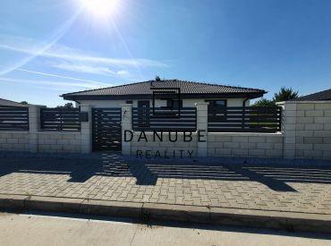 Predaj novostavby krásneho zariadeného 4-izbového bungalovu v Novej Dedinke, okres Senec