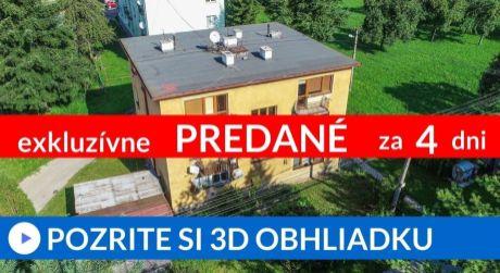 EXKLUZÍVNE 4 izbový byt s 2 balkónmi a záhradkou - Kňažia