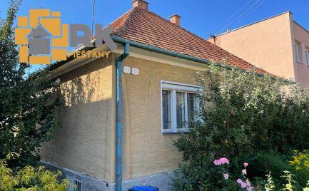 Predaj staršieho domu Piešťany