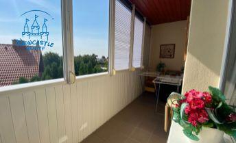Slnečný 1,5 izbový byt s loggiou na predaj v Šulekove
