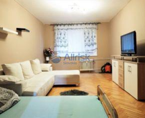 Na prenájom zariadený 3 izbový byt v Šali