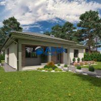 Rodinný dom, Dunajský Klátov, 109 m², Vo výstavbe