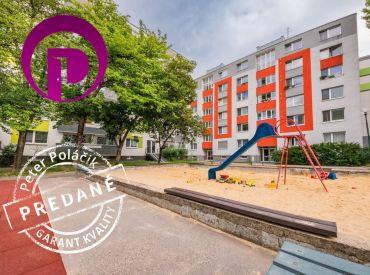 Veľký 1i byt, 43 m2 – BA – Vrakuňa: realizujte si bývanie podľa vlastných predstáv