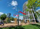 112reality - Na prenájom 3 izbový byt s výhľadom na hrad, balkón, garážové státie, novostavba SKY PARK