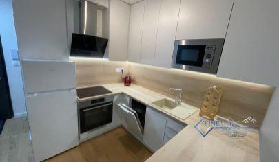 Krásna novostavba, 2 izb. byt, ul. Mostná, parkov.miesto, balkon.