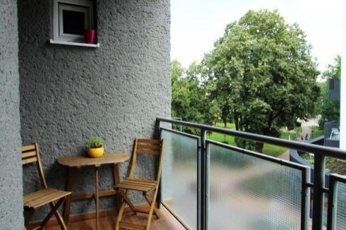 Prenájom luxusného 2-izbového bytu v centre mesta