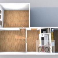 2 izbový byt, Banská Bystrica, 58 m², Kompletná rekonštrukcia