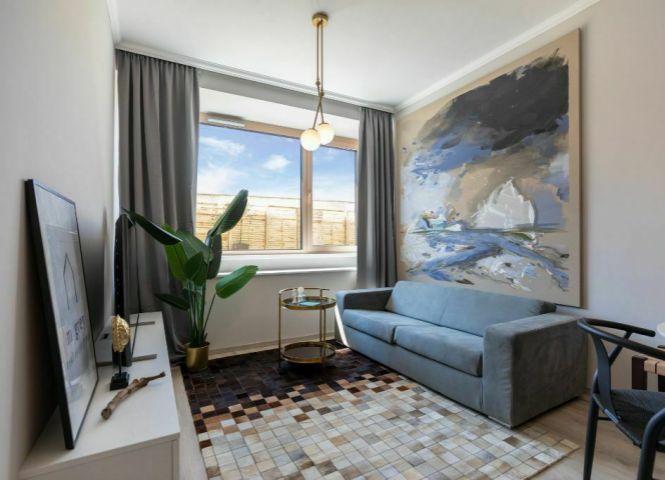 2 izbový byt - Bratislava-Nové Mesto - Fotografia 1