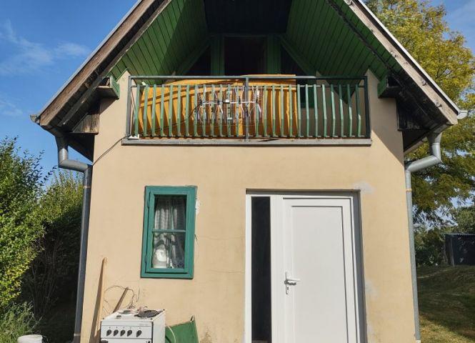 chata, drevenica, zrub - Veľký Cetín - Fotografia 1