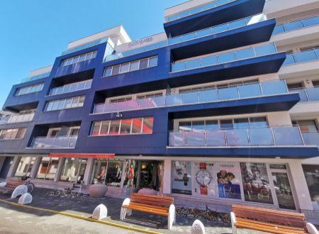 Mezonetový 3 izb. apartmán č.332 /105,6 m2, lodžia 11 m2/ Gallery Piešťany