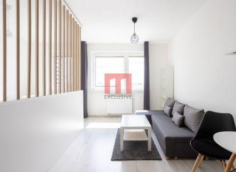 REZERVOVANÝ - Na predaj príjemný 1,5 izbový byt v novostavbe Petržalské dvory
