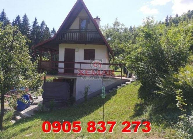 chata, drevenica, zrub - Banská Bystrica - Fotografia 1