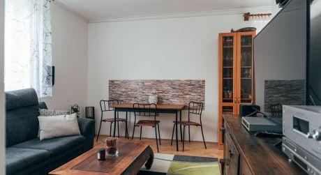 Kuchárek-real: Ponúka 3 izbový byt v centre Pezinka, Záhradná ul.