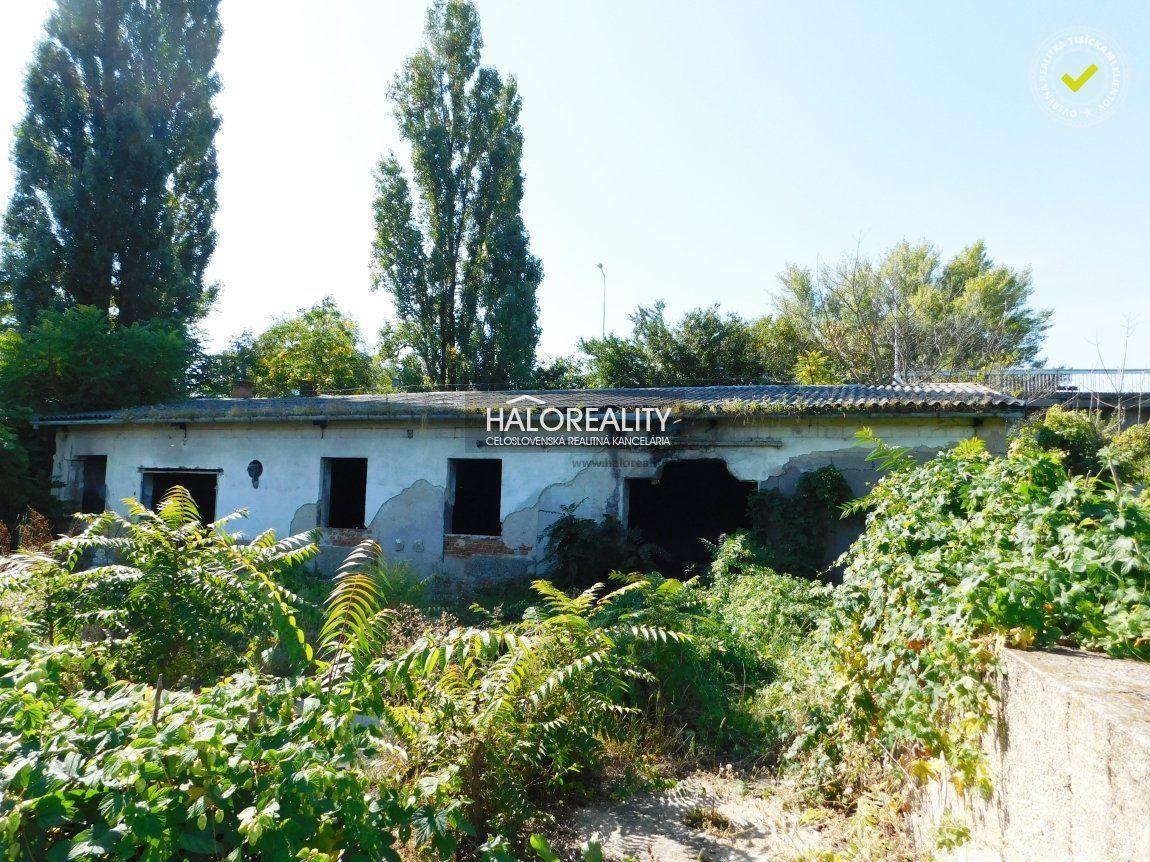 Predaj, komerčný objekt Komárno, pod Vážskym mostom - EXKLUZÍVNE HALO REALITY
