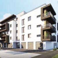 1 izbový byt, Žilina, 55.71 m², Novostavba