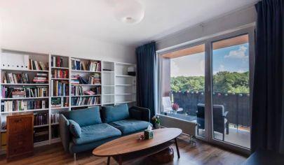 Prenájom – Moderný 2 izbový  byt s parkovacím státím v rezidenčnom projekte Slnečnice v zóne Viladomy –   Petržalka - BA V