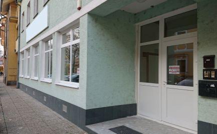 Obchodný priestor 140 m2 so vstupom z ulice, Šamorín