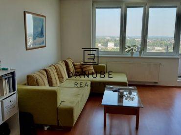 Prenájom 1-izbový byt pri Kuchajde, Tomášikova ulica, Bratislava-Nové Mesto.
