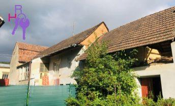 Dom v Moravskom Lieskovom na kompletnú rekonštrukciu na predaj