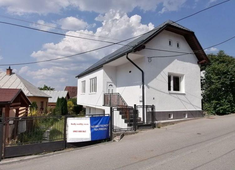 Predaj rodinný dom Lietavská Lúčka, Žilina