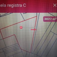 Pre rodinné domy, Šahy, 3022 m²