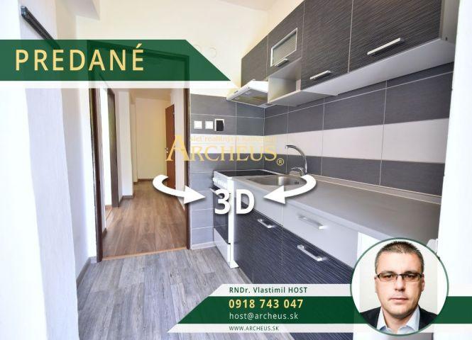 2 izbový byt - Harmanec - Fotografia 1