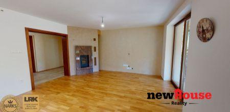 EXKLUZÍVNA PONUKA - NA PREDAJ prvotriedne postavená novostavba rodinného domu pre náročných s dvojgarážou a veľkým pozemkom v obci Košeca - časť Nozdrovice