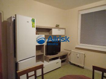 Prenájom 1 izboveho bytu na ulici T.G.Masaryka