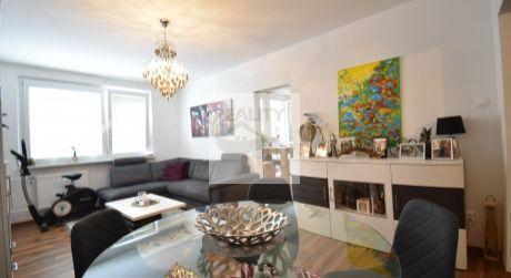 3 - izbový  byt s loggiou 73,05 m2, kompletná rekonštrukcia  - Bratislava - Podunajské Biskupice - Ipeľská