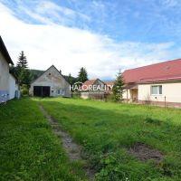 Pre rodinné domy, Važec, 750 m²