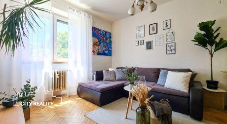 Prenájom 2-izb. bytu- Staré sídlisko, 57 m2- nezariadený